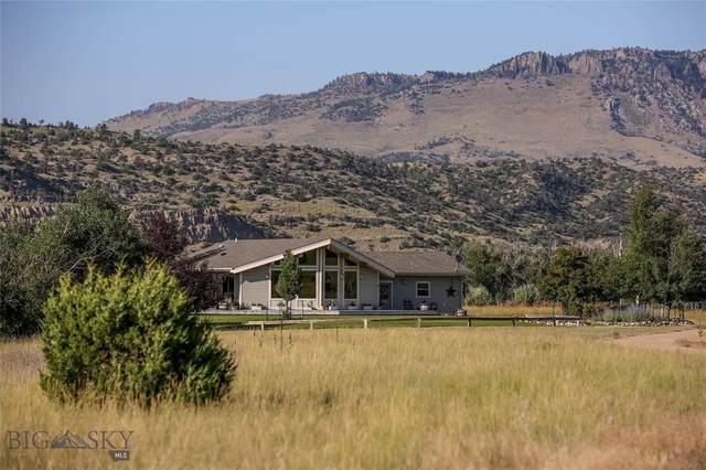 90 Fox Run, Livingston, MT 59047 (MLS #344496) :: Montana Life Real Estate