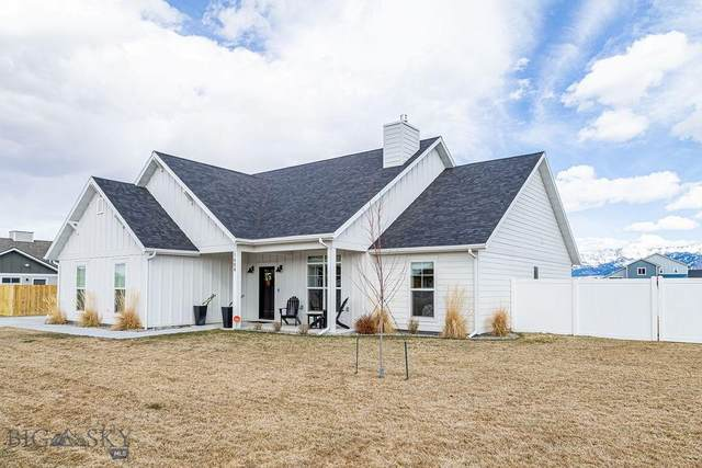 1604 Ingomar Boulevard, Belgrade, MT 59714 (MLS #344519) :: Montana Life Real Estate