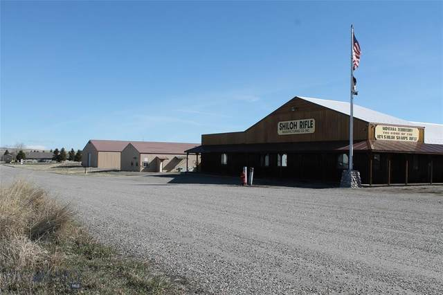 201 Centennial Dr, Big Timber, MT 59011 (MLS #344522) :: Montana Life Real Estate