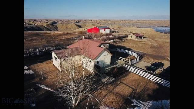 618 Fowler Road E, Other, MT 59456 (MLS #344523) :: Hart Real Estate Solutions