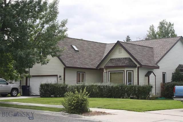 1013 Brentwood, Bozeman, MT 59718 (MLS #344524) :: Hart Real Estate Solutions