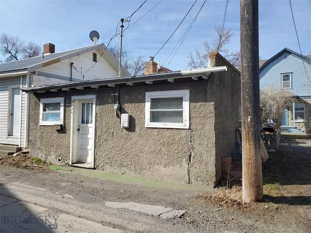 227 1/2 S 2nd, Livingston, MT 59047 (MLS #344528) :: Montana Life Real Estate