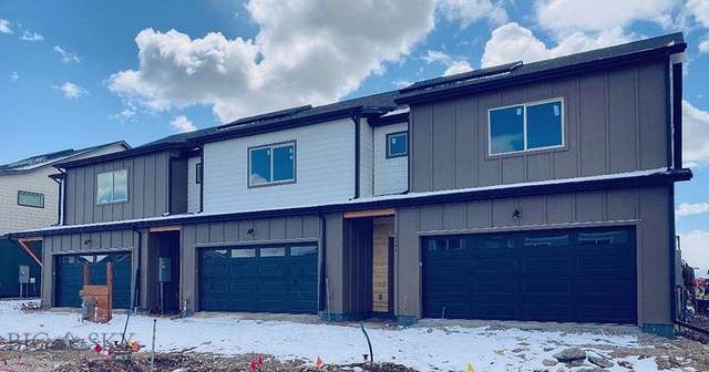 1310 Grover Lane Unit B, Belgrade, MT 59714 (MLS #344535) :: Montana Life Real Estate
