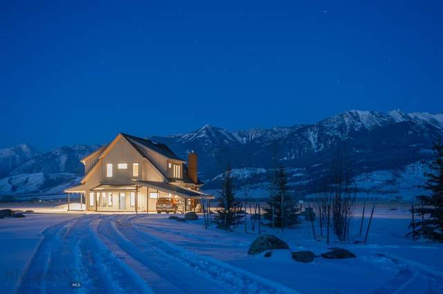 61 Bitterroot Trail, Livingston, MT 59047 (MLS #344549) :: Montana Life Real Estate