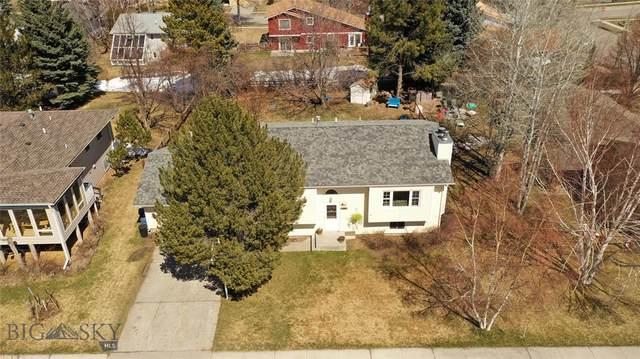 411 Henderson Street, Bozeman, MT 59715 (MLS #344551) :: Montana Life Real Estate