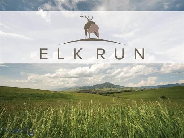 Tract 12B Elk Run, Bozeman, MT 59715 (MLS #344622) :: Hart Real Estate Solutions