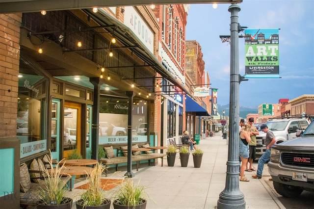 112 N Main Street, Livingston, MT 59047 (MLS #344680) :: Black Diamond Montana