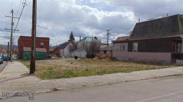 TBD W Granite Street, Butte, MT 59701 (MLS #344768) :: Black Diamond Montana