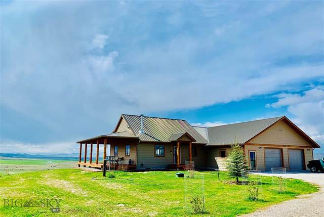 53 Skyview Lane, Townsend, MT 59644 (MLS #344776) :: Hart Real Estate Solutions