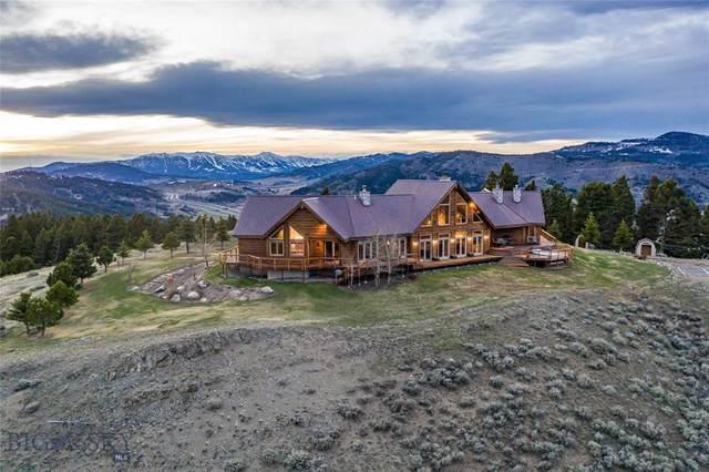 201 Elk Ridge Road, Livingston, MT 59047 (MLS #344791) :: Black Diamond Montana