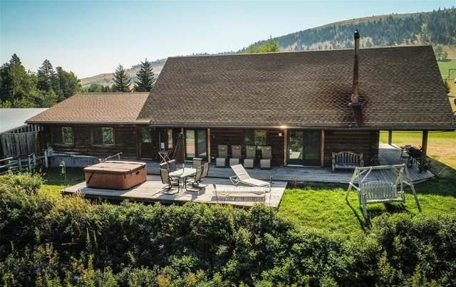 380 W Boulder, Big Timber, MT 59052 (MLS #344799) :: L&K Real Estate