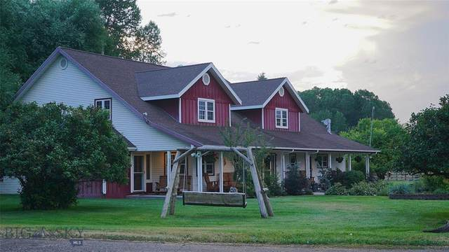 4430 River Road, Bozeman, MT 59718 (MLS #344810) :: Hart Real Estate Solutions