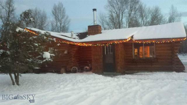 1757 Stagecoach Trail Road, Manhattan, MT 59741 (MLS #344836) :: Hart Real Estate Solutions