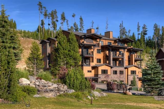 2B Summit View Drive 403B, Big Sky, MT 59716 (MLS #344844) :: Hart Real Estate Solutions