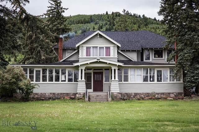 300 Holmes, Butte, MT 59701 (MLS #344896) :: Black Diamond Montana