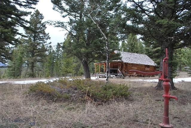 TBD Mountain Road, Wilsall, MT 59645 (MLS #344900) :: L&K Real Estate