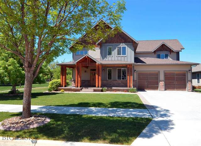 3141 Madrona Lane, Bozeman, MT 59715 (MLS #344931) :: Hart Real Estate Solutions