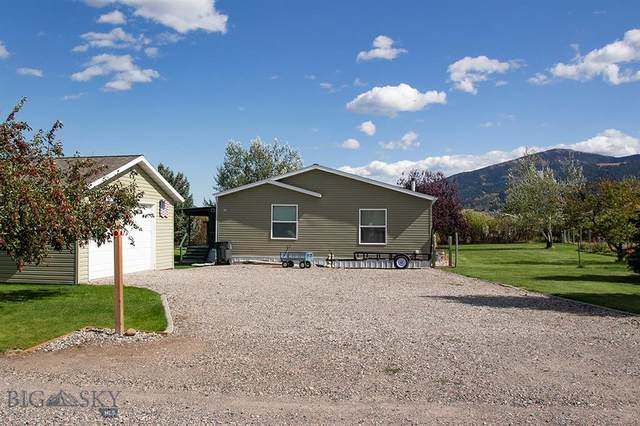 6116 Shadow Circle, Bozeman, MT 59715 (MLS #344969) :: Hart Real Estate Solutions