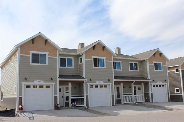 1150 Baxter Creek Way A, Bozeman, MT 59718 (MLS #344986) :: Montana Life Real Estate