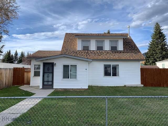 2321 Silver Bow Boulevard, Butte, MT 59701 (MLS #344993) :: Black Diamond Montana
