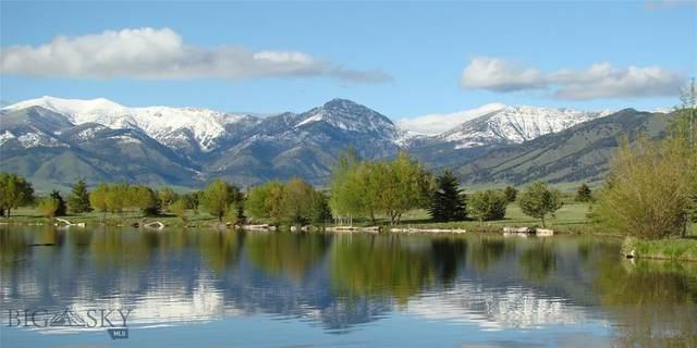 TBD Bridger Lake Drive, Bozeman, MT 59718 (MLS #345002) :: Hart Real Estate Solutions
