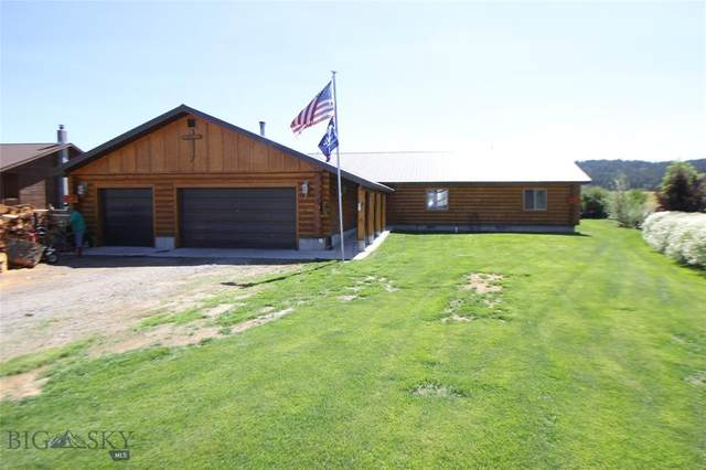 90 Grizzly Bear Loop, West Yellowstone, MT 59758 (MLS #345013) :: Hart Real Estate Solutions