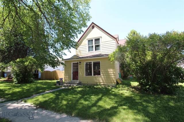 202 S 5th Street, Manhattan, MT 59741 (MLS #345026) :: Hart Real Estate Solutions