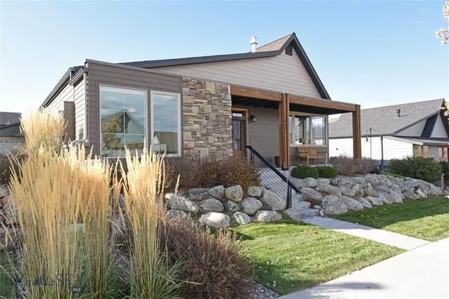 1445 Post Drive, Bozeman, MT 59715 (MLS #345053) :: Hart Real Estate Solutions
