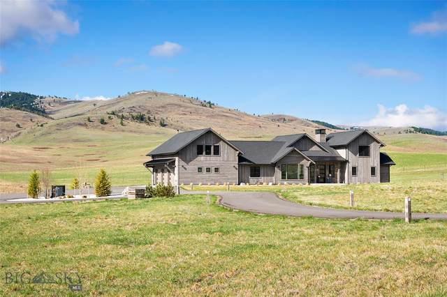 3260 Stampede Trail, Gallatin Gateway, MT 59730 (MLS #345116) :: Black Diamond Montana