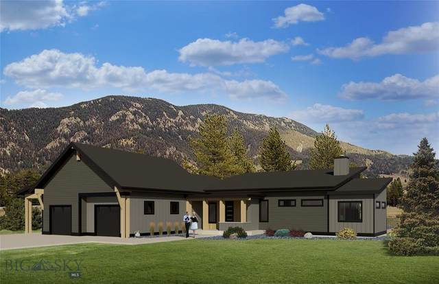 106 Prairie Fire Road, Gallatin Gateway, MT 59730 (MLS #345145) :: Hart Real Estate Solutions