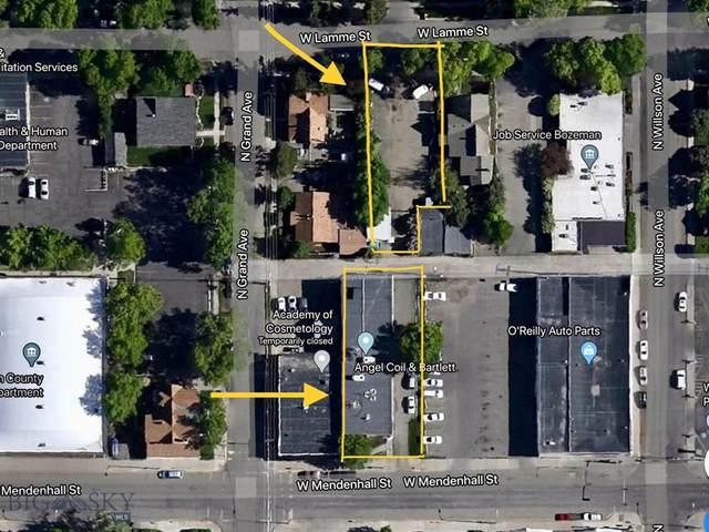 125 W Mendenhall St., Bozeman, MT 59715 (MLS #345163) :: Hart Real Estate Solutions