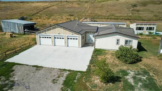 10984 Churchill Road, Churchill, MT 59741 (MLS #345179) :: Hart Real Estate Solutions