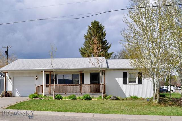 202 Maple St, Livingston, MT 59047 (MLS #345189) :: Black Diamond Montana