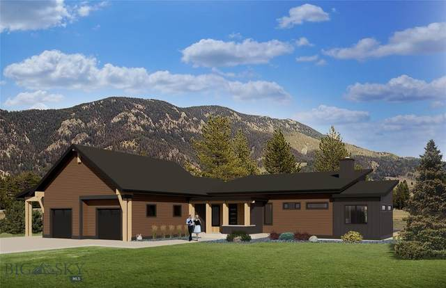 389 Colters Run Loop, Gallatin Gateway, MT 59730 (MLS #345222) :: Hart Real Estate Solutions