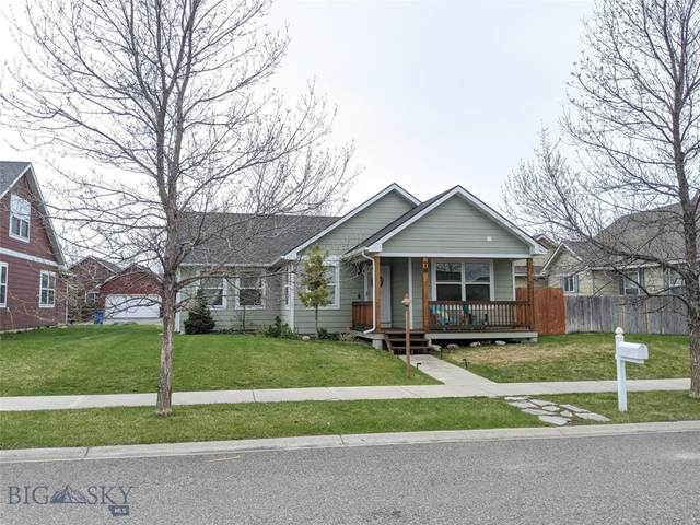 78 Woodman Drive, Belgrade, MT 59714 (MLS #345223) :: Hart Real Estate Solutions