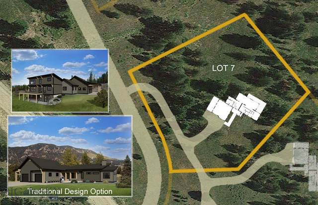 Lot 7 Prairie Fire Road, Gallatin Gateway, MT 58730 (MLS #345225) :: Hart Real Estate Solutions