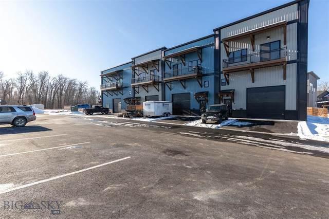 18 Caboose Court 4(D), Bozeman, MT 59718 (MLS #345226) :: Hart Real Estate Solutions