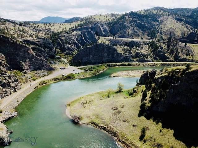 TBD Missouri River, Cascade, MT 59421 (MLS #345274) :: Black Diamond Montana