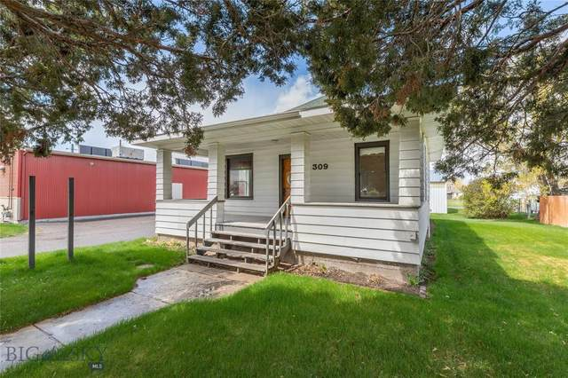 309 S Broadway, Belgrade, MT 59714 (MLS #345285) :: Montana Life Real Estate