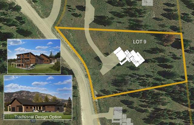 Lot 9 Colters Run Loop, Gallatin Gateway, MT 59730 (MLS #345305) :: Hart Real Estate Solutions