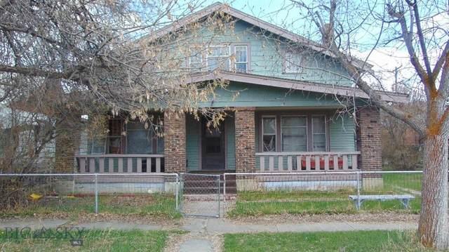 1838 Phillips Avenue, Butte, MT 59701 (MLS #345333) :: Black Diamond Montana