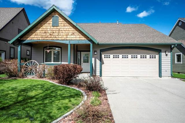 1007 Buckrake, Bozeman, MT 59718 (MLS #345344) :: Hart Real Estate Solutions