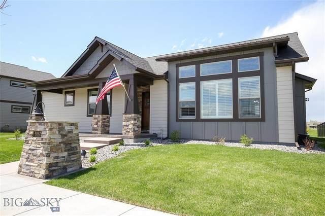 3163 S 22nd Avenue, Bozeman, MT 59718 (MLS #345345) :: Hart Real Estate Solutions