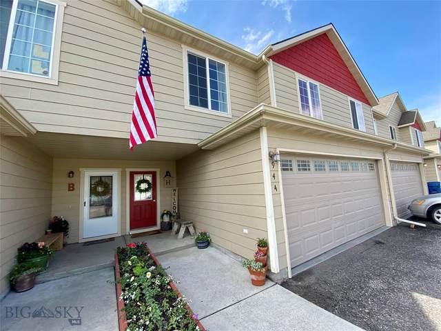 944 N River Rock Drive, Belgrade, MT 59714 (MLS #345368) :: Hart Real Estate Solutions