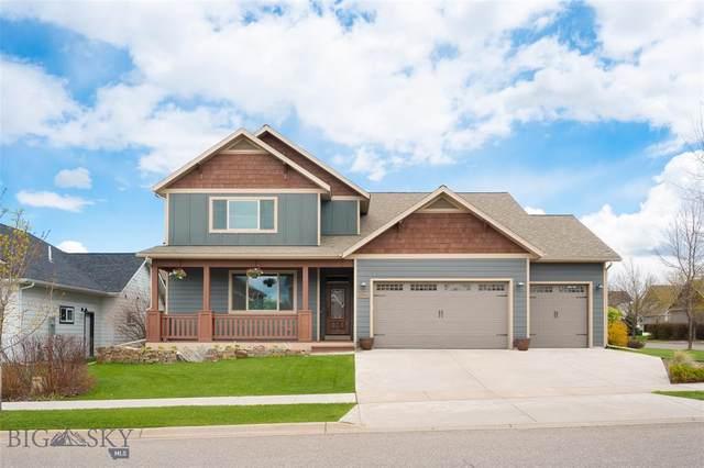 3190 Summerset Drive, Bozeman, MT 59715 (MLS #345371) :: Hart Real Estate Solutions