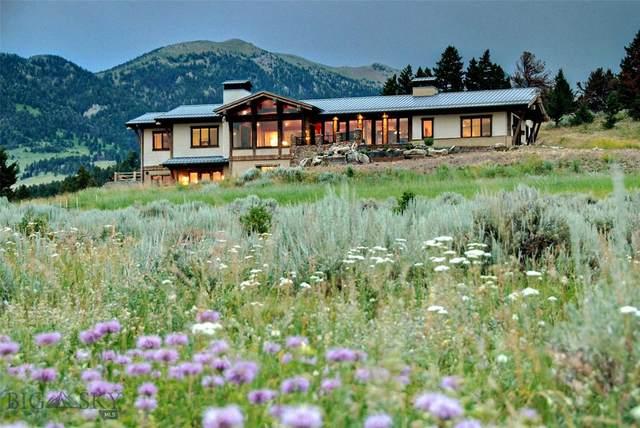 7003 Bridger Canyon Road, Bozeman, MT 59715 (MLS #345385) :: Hart Real Estate Solutions