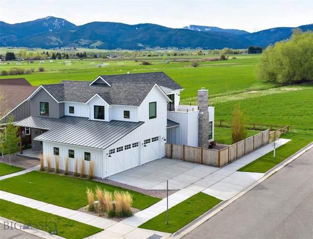 1220 Alder Creek Drive, Bozeman, MT 59715 (MLS #345388) :: Hart Real Estate Solutions