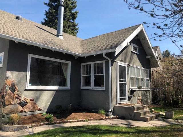 409 E Lamme, Bozeman, MT 59715 (MLS #345397) :: Hart Real Estate Solutions
