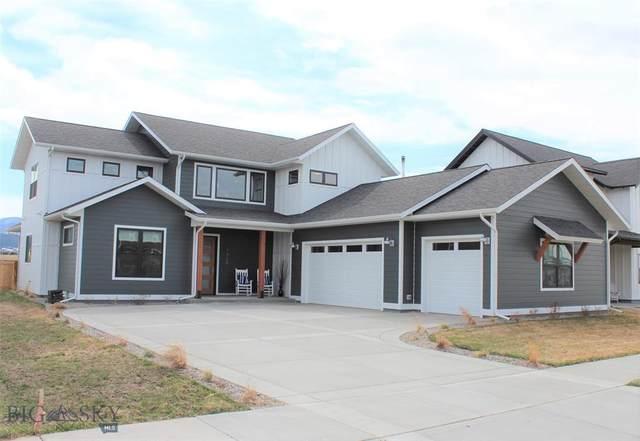 1420 Alder Creek Drive, Bozeman, MT 59715 (MLS #345403) :: Hart Real Estate Solutions