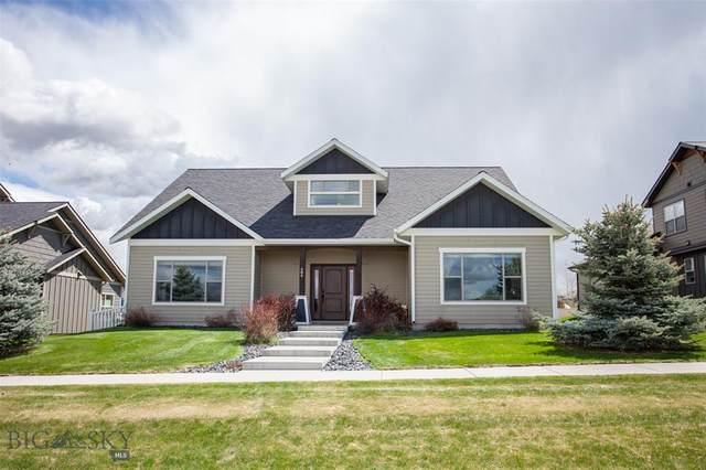 484 Circle F Trail, Bozeman, MT 59718 (MLS #345418) :: Hart Real Estate Solutions